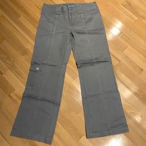 Smart Set Women's grey cargo pants - size 13